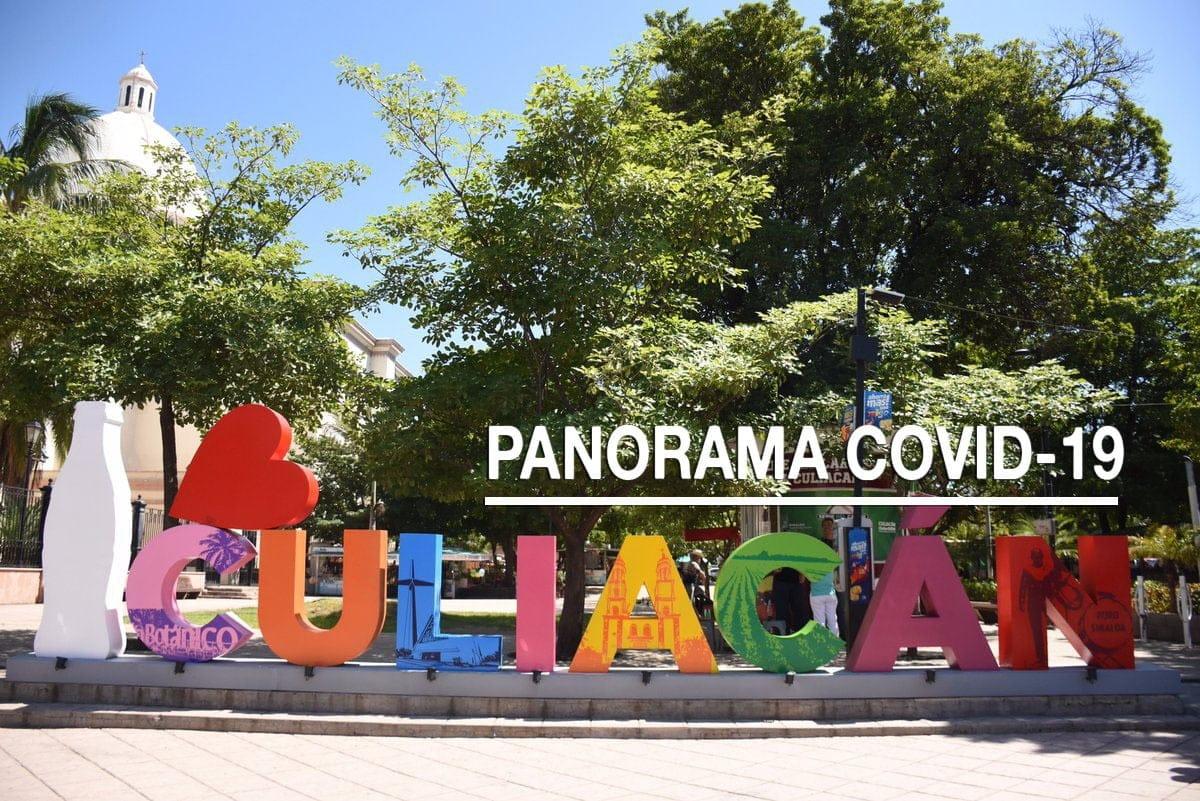 Panorama COVID-19 Culiacán
