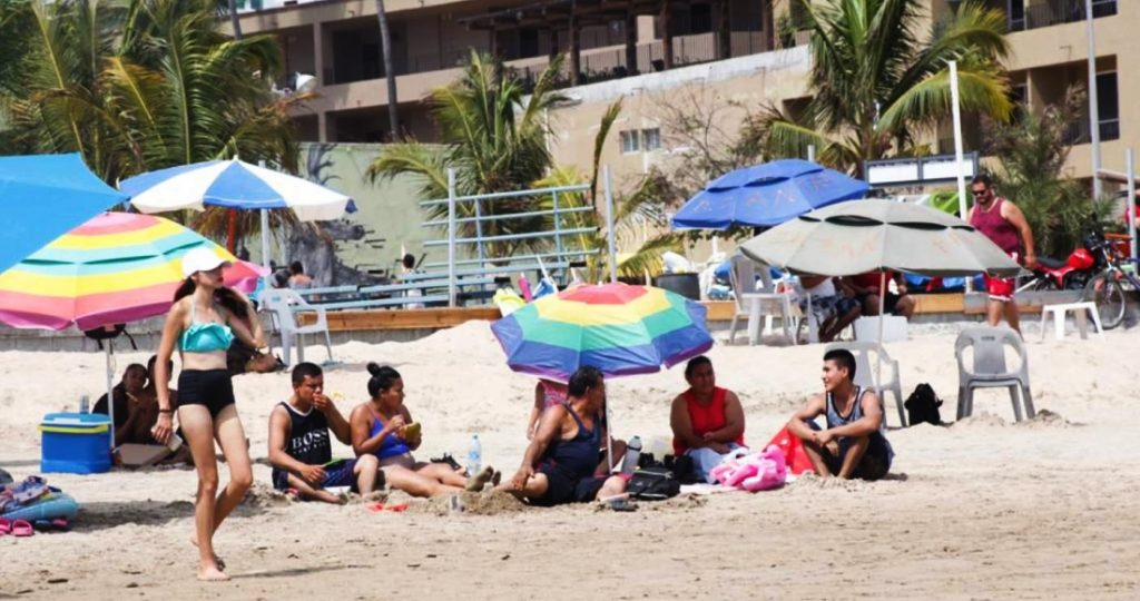 Turismo playas  Mazatlán