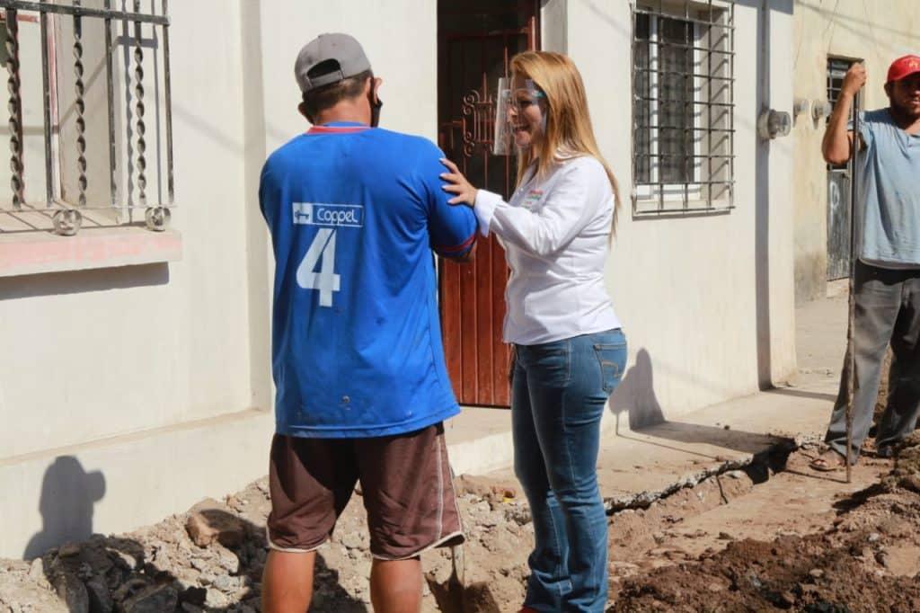 Fernanda Oceguera visitas