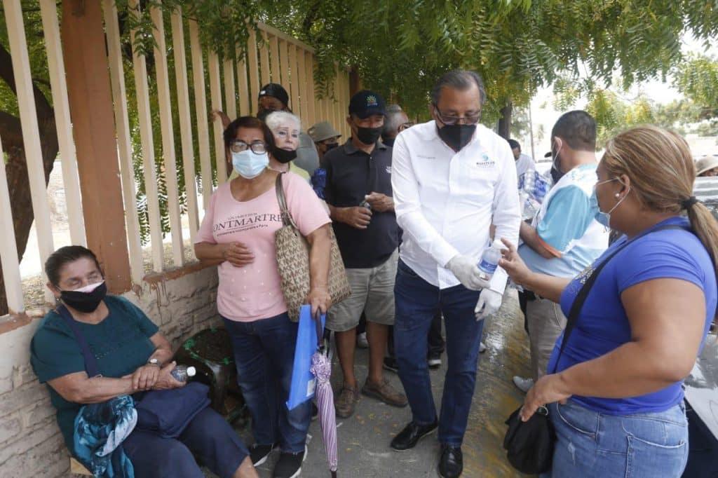 oficial mayor del Ayuntamiento de Mazatlán