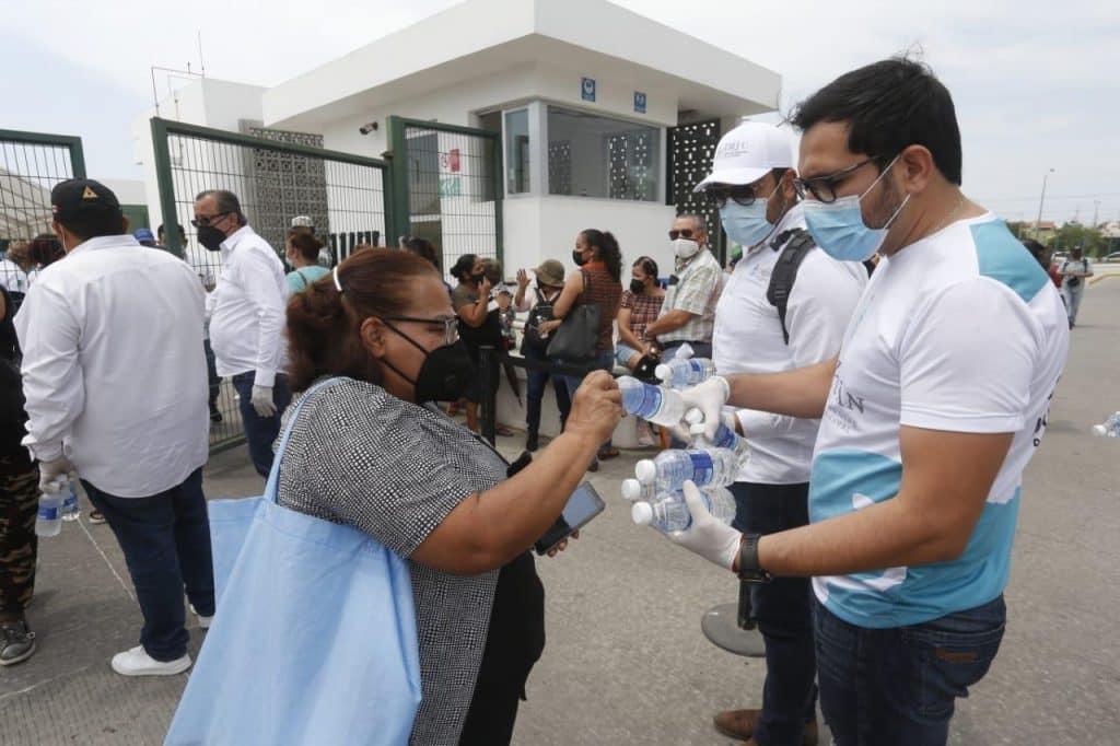 Funcionarios del Gobierno Municipal de Mazatlan