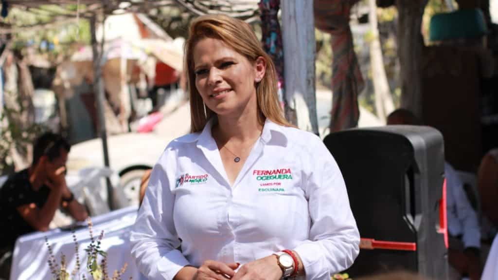 Fernanda Oceguera Emiliano Zapata