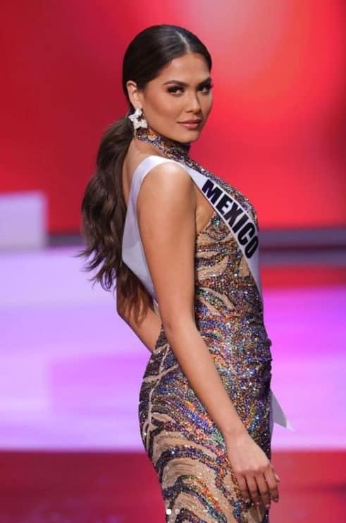 Andrea Meza Miss Universo 2021