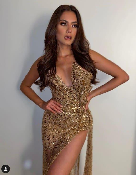 Andrea Meza Mujer Sexy Mexicana